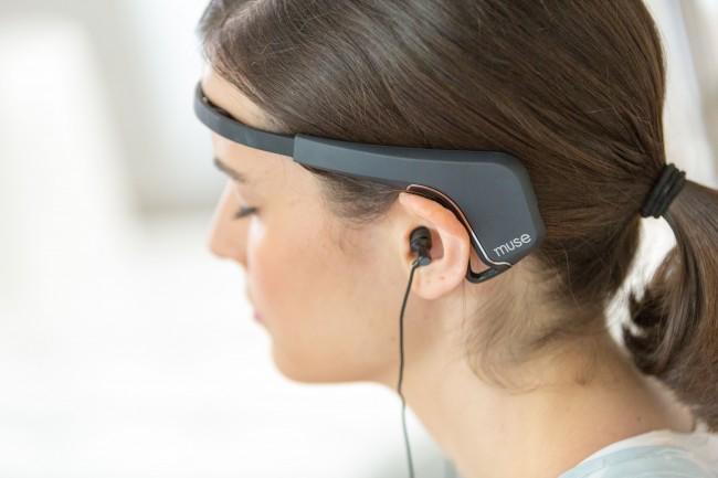 Medytacja mindfulness z urządzeniem eeg biofeedback Muse